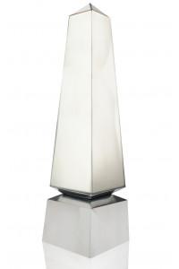 Modern Obelisk Aluminum