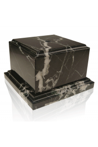 Black Zebra Marble Base