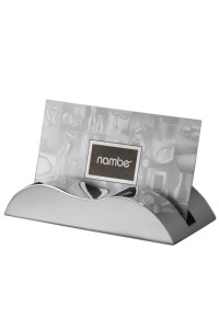 Wave Business Card Holder