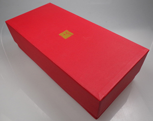 Red Presentation Box